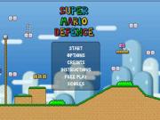 Super Mario Defence