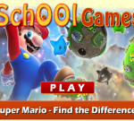 Super Mario – Find The Differences