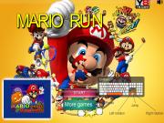 Skateboarder Mario
